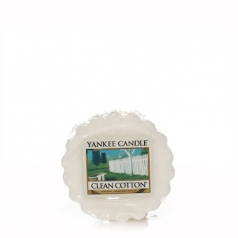 Clean Cotton® - Yankee Candle Wax Melts Duftwachs