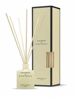 Raspberry & Black Vanilla Cereria Molla Stick Diffusor 100ml