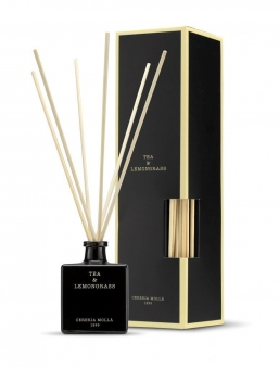 Tea & Lemongras Cereria Molla Stick Diffusor 100ml