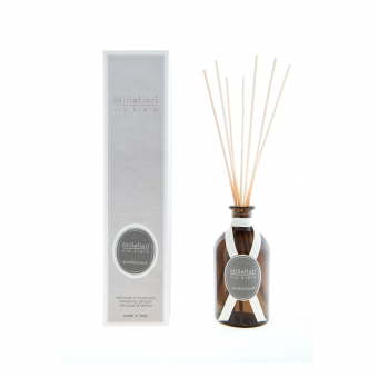 Sandalwood Millefiori Via Brera Stick Diffusor 250 ml