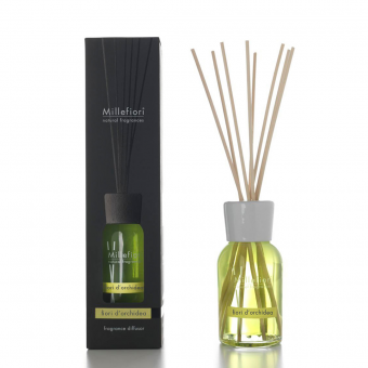 Fior di Orchidea Millefiori Stick Diffusor Natural Fragrances 250 ml