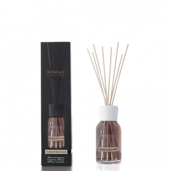 Incense & Blond Woods Millefiori Stick Diffusor Natural Fragrances 100 ml