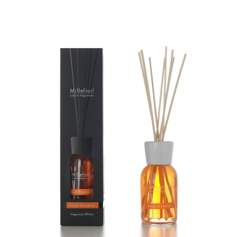 Mango & Papaya Millefiori Stick Diffusor Natural Fragrances 100 ml