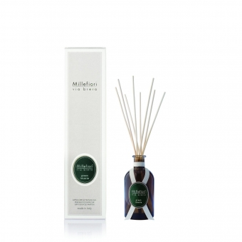 Green Reverie Millefiori Via Brera Stick Diffusor Fragrances 100 ml
