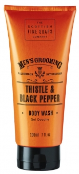 Duschgel Body Wash 200ml - Men's Grooming Scottish Fine Soaps