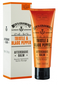 Aftershave Balsam 75ml - Men's Grooming Scottish Fine Soaps