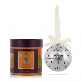 Peach & Passion Fruit Scented Pomander - Ashleigh & Burwood Duftkugel