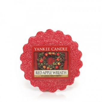 Red Apple Wreath - Yankee Candle Wax Melts Duftwachs