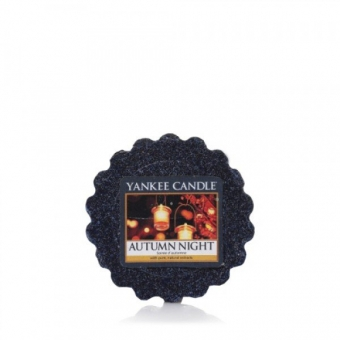 Autumn Night - Yankee Candle Wax Melts Duftwachs